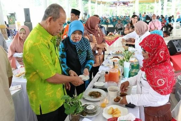Wali Kota Medan Buka Lomba Buat Makanan Kudapan Berbasis Non Beras dan Terigu