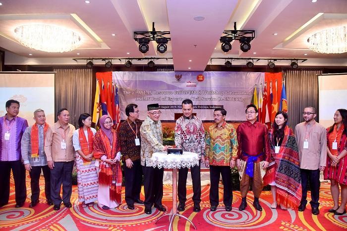 Provinsi Sumut Tuan Rumah Forum Kepegawaian ASEAN, Wagub: Perkuat Kerjasama Kepegawaian Asia Tenggara