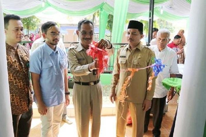 Wali Kota Medan Hadiri Launching Rumah Ekonomi IZI