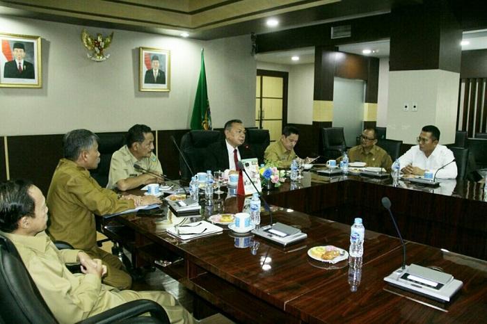 Dubes Indonesia untuk Maroko Ajak Sumut Promosikan Produk Unggul