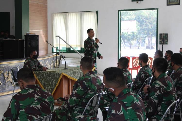 Jelang Latihan Bersama US Army, Yonif Para Raider 501 Kostrad Gelar Penyiapan