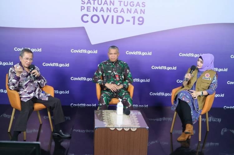 Belum Ada Obat Spesifik untuk COVID-19, Ini Pendapat Pejabat Ahli Kesehatan di Indonesia