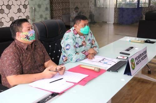 Pemko dan KPPN Medan 1 Gelar FGD Terkait DAK Fisik TA 2020