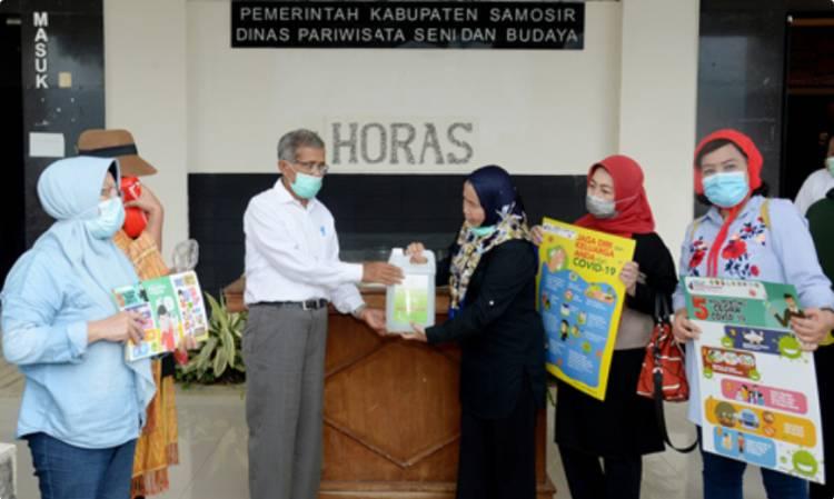 Rakornas Kementerian PPPA Bakal Digelar di Samosir, Sekdaprovsu Sabrina Pastikan Kesiapan Protokol Kesehatan Destinasi Wisata