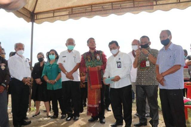 Dukung Destinasi Wisata, Pemerintah Bangun Pembangunan SMK Pariwisata di Balige