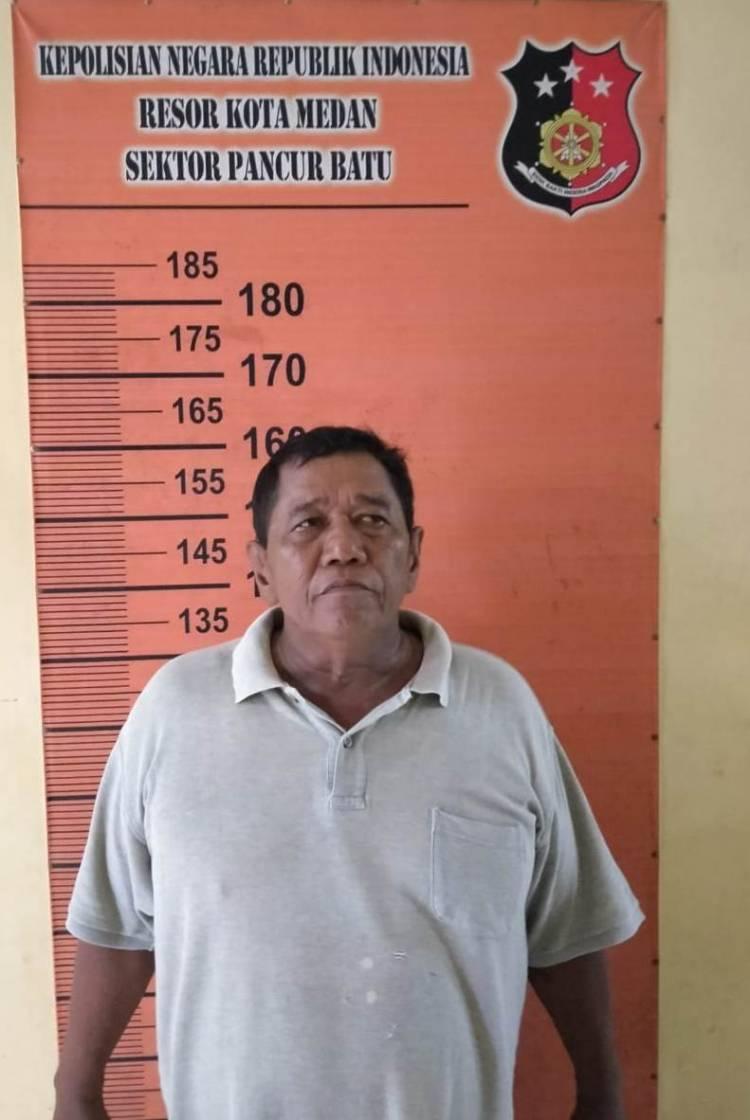 Mandor Tikam Sopir Angkot Nasional38, Tekab Polsek Pancur Batu Tangkap Pelaku di Tanjung Anom
