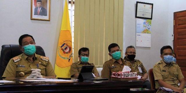 Optimalisasi Pajak Daerah di Dairi, November Mendatang Akan Pasang Alat Taping Box