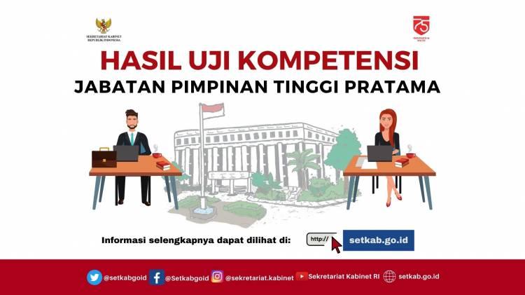 Esok, 24 Peserta JPT Pratama Sekretariat Kabinet Ikuti Seleksi Wawancara