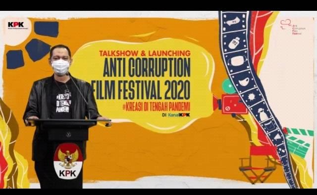 Ajak Anak Muda Kreatif Buat Film, KPK Luncurkan ACFFest 2020