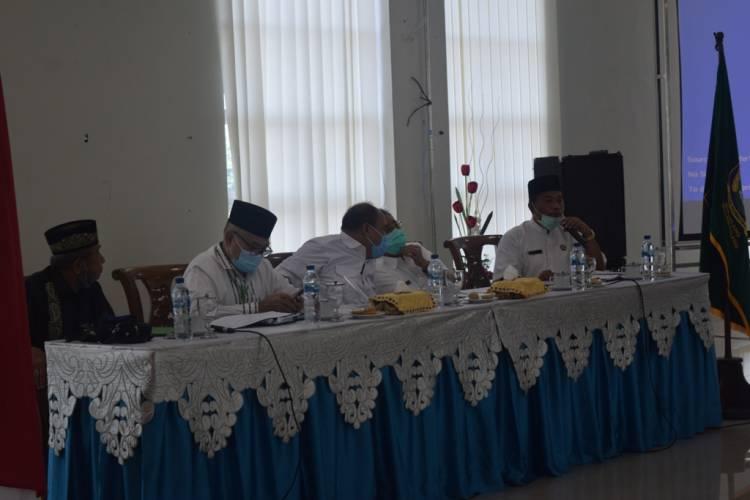 Pemko Tebing Tinggi Rapat Terakhir Persiapan Pelaksanaan MTQ ke-37 Tingkat Provinsi