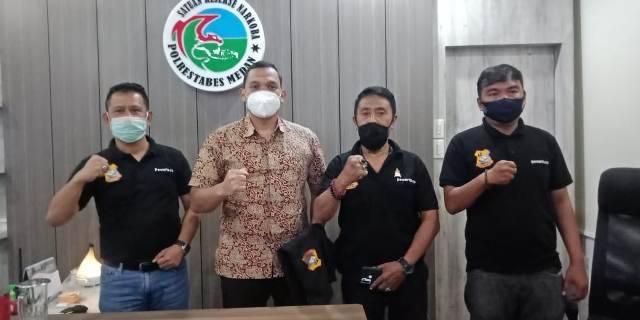 Kasat Narkoba Polrestabes Medan Sebut Pewarta Mitra Strategis Polri