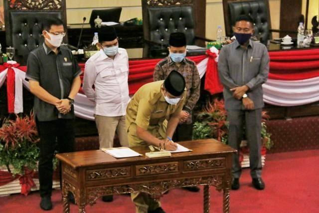 Pemko Bersama DPRD Kota Medan Sepakati Perubahan KUA-PPAS P-APBD TA 2020 dan TA 2021