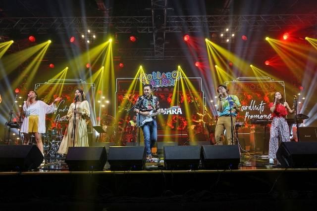 IM3 Ooredoo Persembahkan Real Konser Kemerdekaan Tanpa Penonton, Hadirkan Barasuara, Ardhito Pramono dan Nadin Amizah