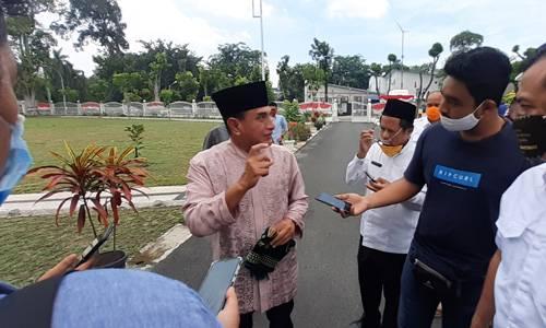 Gubernur Sumut Minta Masyarakat Patuhi Protokol Kesehatan