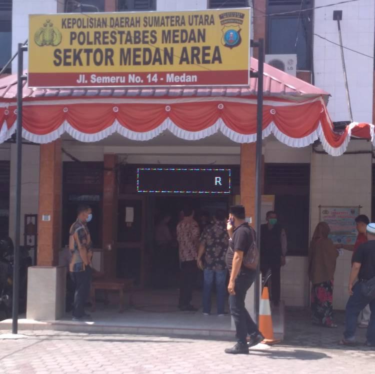 Penjara Penuh, 8 Tahanan Polsek Medan Area Kabur, 3 Berhasil Ditangkap Polisi