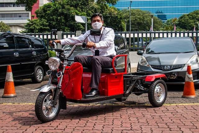 Wujudkan Kendaraan Ramah Lingkungan, Kemenperin Dorong Percepatan Produksi Kendaraan Listrik