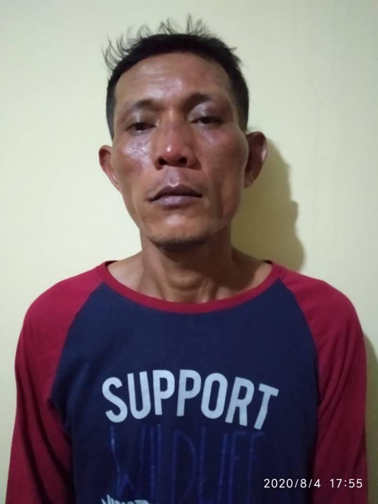 Polsek Medan Barat Grebek Kampung Narkoba di Pulo Brayan, Pria Pengedar Sabu Ditangkap