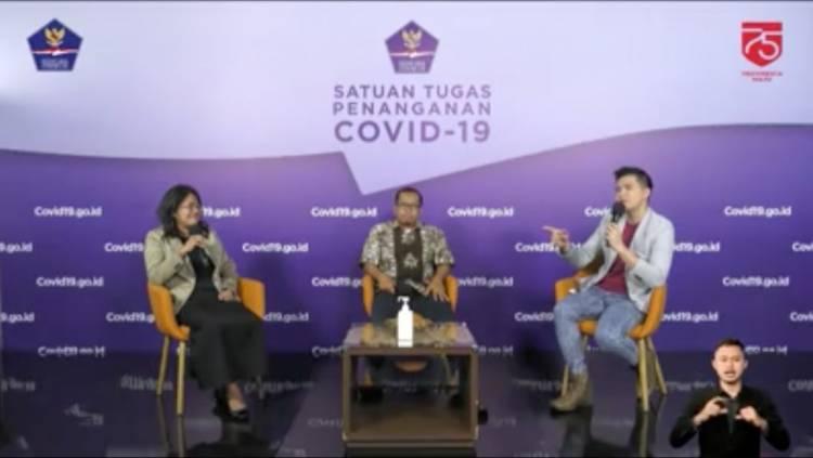 Ikhwan Luthfi Dosen Psikologi UIN Jakarta: Literasi Digital Penting untuk Melawan COVID-19, Saring Dulu Sebelum Sharing