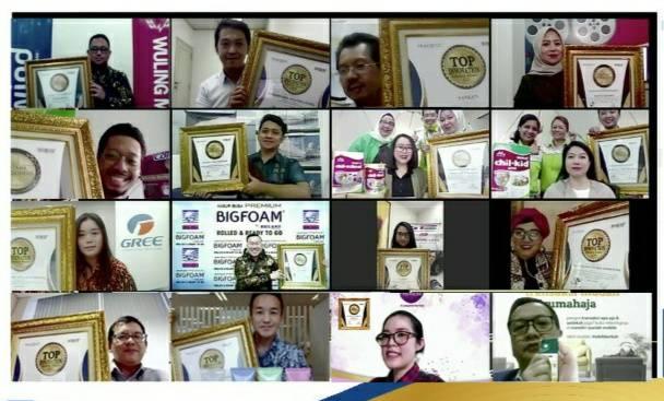 Inilah Brand Peraih Pertama di Indonesia & Top Innovation Choice Award 2020