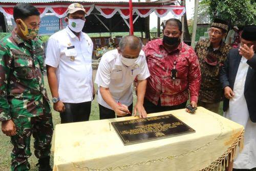 Taman Rekreasi Indah Paya Bakung di Martubung Diresmikan Kadis Pariwisata Kota Medan