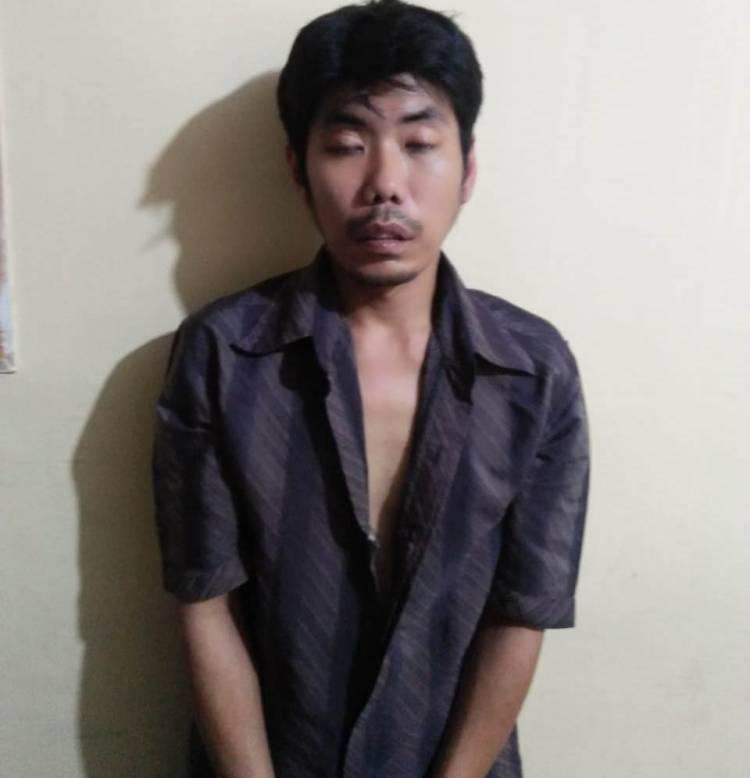 Polsek Medan Barat Grebek Kampung Narkoba di Pulo Brayan, Pengedar Sabu Kembali Diamankan