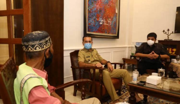 Video Tukang Becak Rajin Mengaji Viral, Kakek Subandi Diundang Wakil Gubernur Sumut ke Rumah Dinas