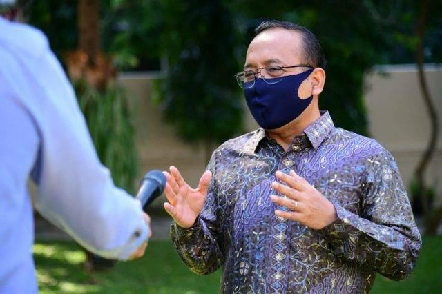 Mensesneg Pratikno Bantah Isu Reshuffle Kabinet, Presiden Perintahkan Fokus Bekerja