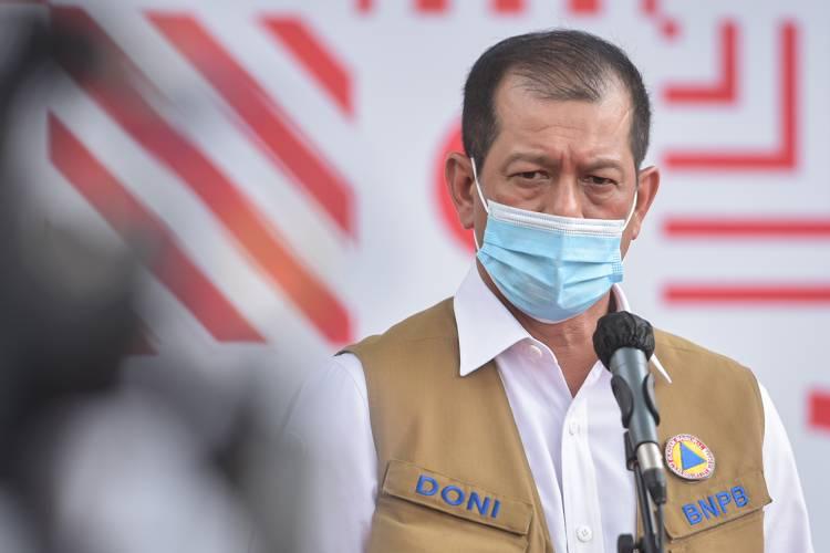 Ketua Satgas Doni Monardo Jadi Relawan Uji Klinis Vaksin Covid-19