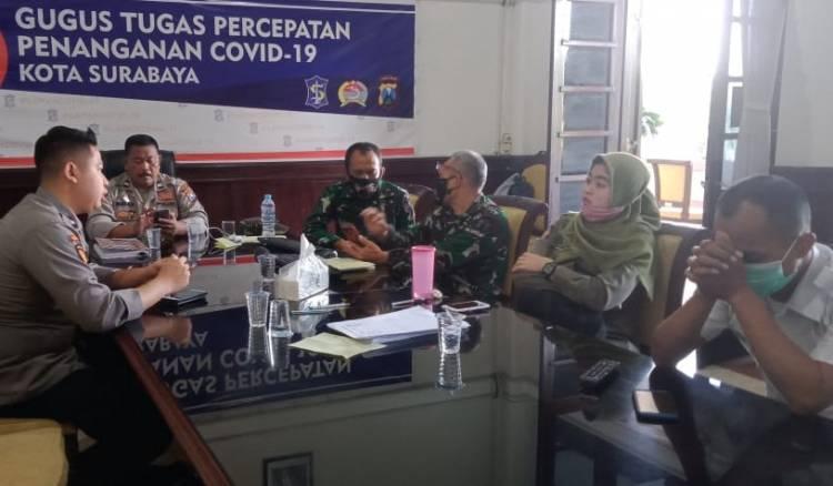 Satgas Percepatan Covid-19 di Jawa Timur Bekerja Ekstra Putus Mata Rantai Corona