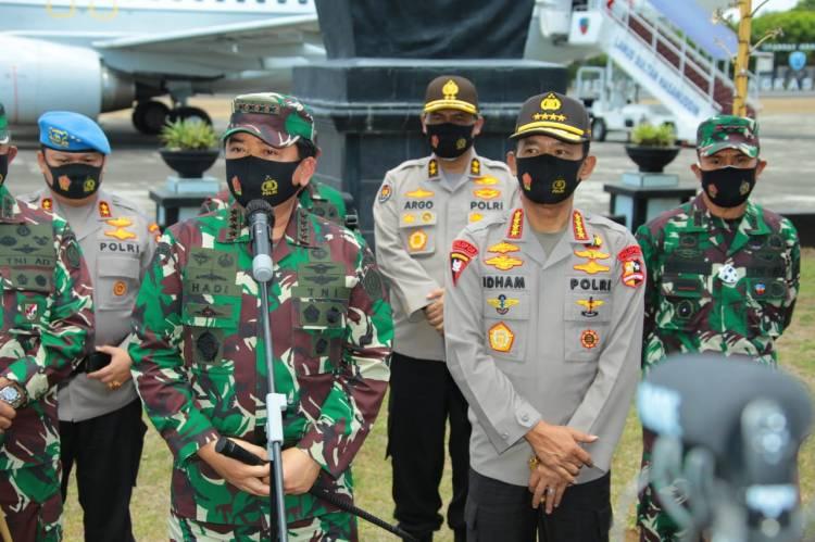 Panglima TNI : Tindak Tegas Oknum Prajurit TNI Lakukan Pengerusakan di Polsek Ciracas
