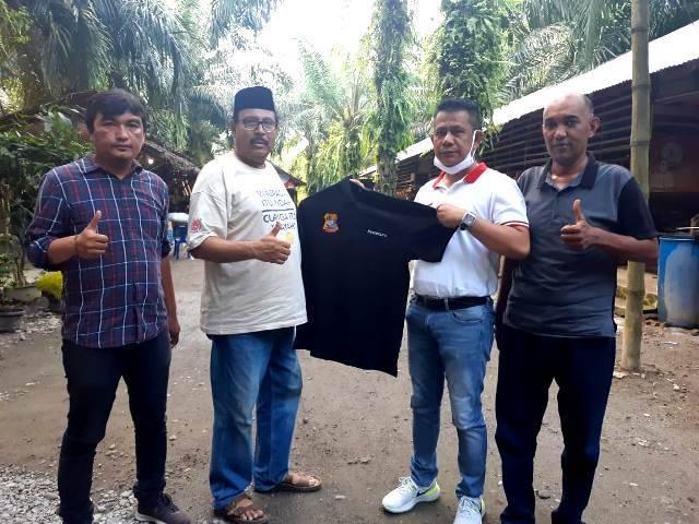 Pewarta Kunjungi Peternakan Domba Az-Zahra Farm di Kota Binjai, AKBP Safwan Hayat Lontarkan Pujian