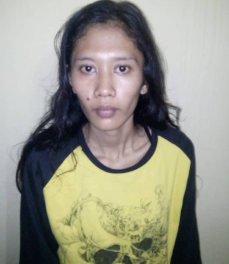 Wanita Pengedar Sabu Disergap Polisi dari Jalan Haji Anif