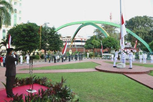 Tiga ASN Pemko Medan Terima Penghargaan Satyalancana Karya Satya dari Presiden