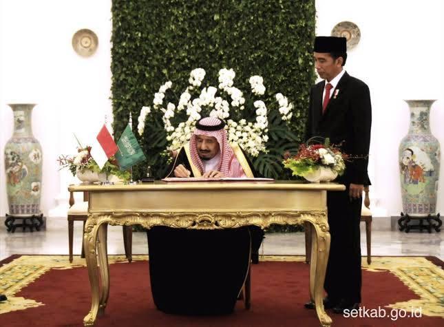 Sampaikan Selamat Iduladha, Presiden Apresiasi Pelaksanaan Haji 1441H pada Raja Salman