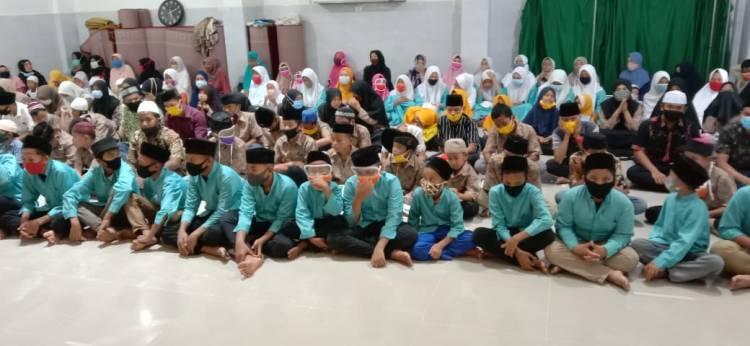 Peringati Tahun Baru Islam, Masjid Al Akbar Gelar Dzikir dan Doa Bersama Anak Yatim