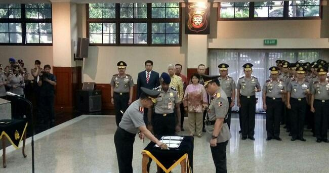 Komjen Pol Syafruddin Resmi Jadi Wakil Kapolri