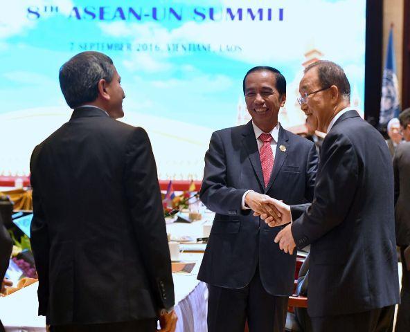 Presiden Jokowi Ajak Kerjasama Dukung Kemerdekaan Palestina