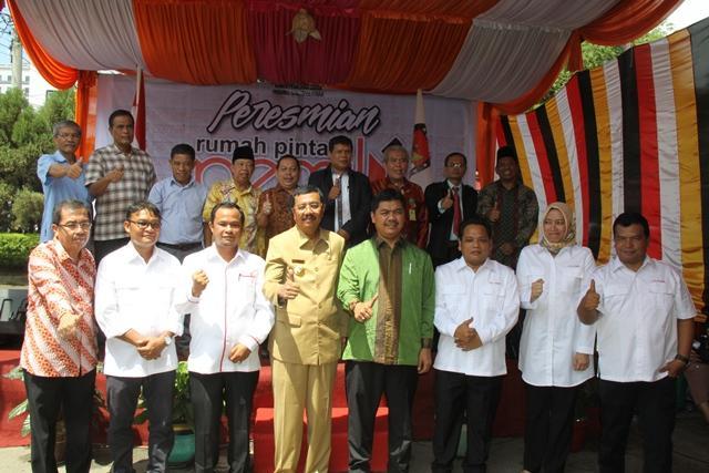 Gubernur Sumut: Jadikan Rumah Pintar Pemilu Sarana Tingkatkan Partisipasi Pemilih