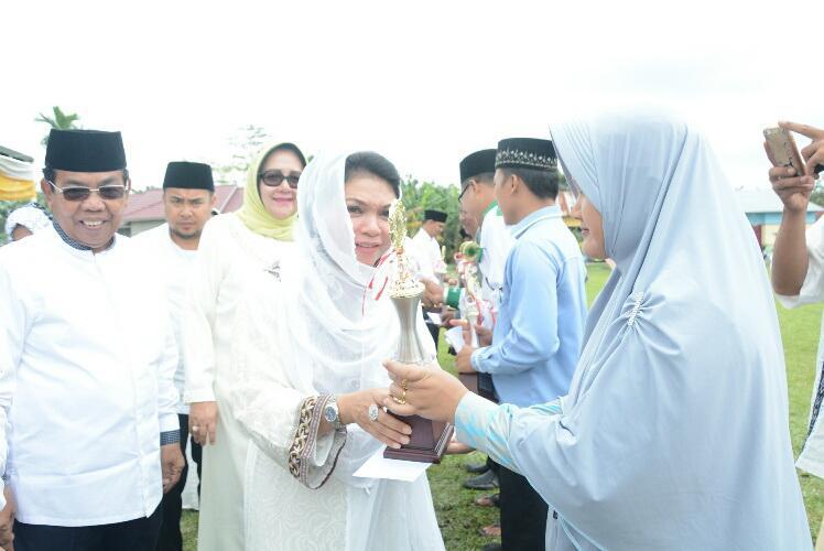 Wabup: Jadikan Tahun Baru Islam Sebagai Momen Peningkatan Amal Ibadah dan Tahun Kebangkitan Deli Serdang