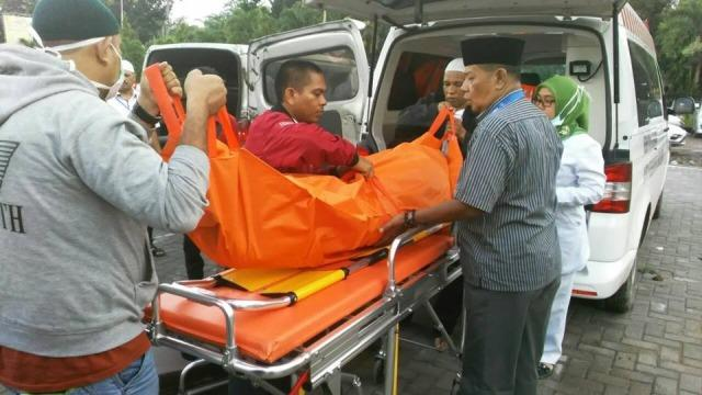Jemaah Haji Wafat di Pesawat dapat Asuransi Rp 100 Juta dari PT Garuda Indonesia