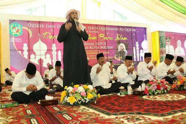 Gubsu Berharap Tahun Baru Islam Momentum Mengkaji Diri