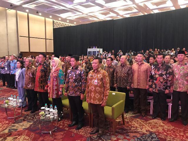 Hadiri Rakernis APEKSI 2017, Walikota Medan Paparkan Tiga Proyek KPBU