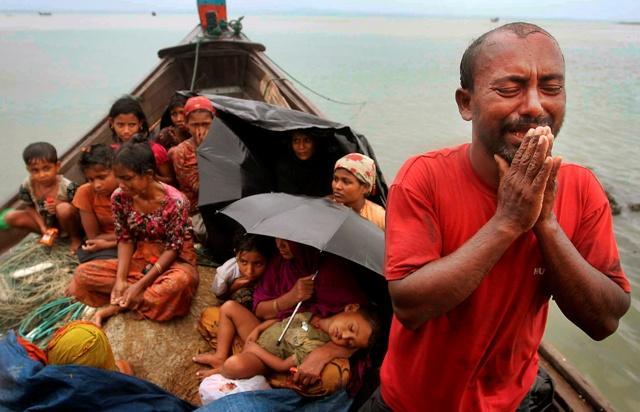 Inilah Menurut Dokter Ahli Kejiwaan Terkait Kondisi Para Pengungsi Rohingya