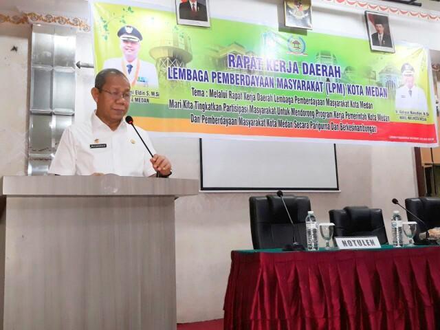 Kontribusi Lembaga Pemberdayaan Masyarakat Diharapkan untuk Pembangunan