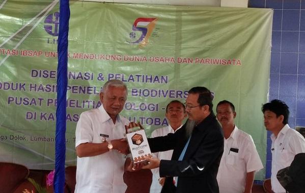 LIPI Bersama Pemkab Tobasa Gelar Pelatihan Pakan Ikan Terfermentasi