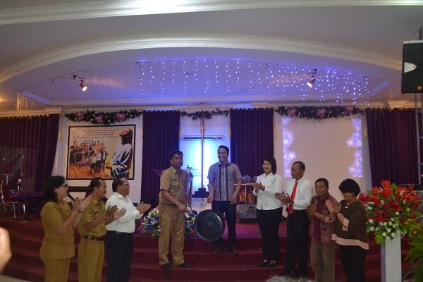 Perlindungan Anak Berbasis Gereja Digagas di Sumut