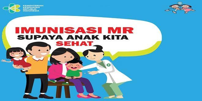 Kemenkes RI Sebut Kampanye Imunisasi Rubella Diperpanjang