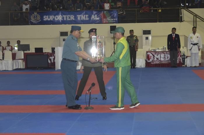 Kejurnas Karate Piala Panglima TNI, Wadah Penyiapan Atlet TNI