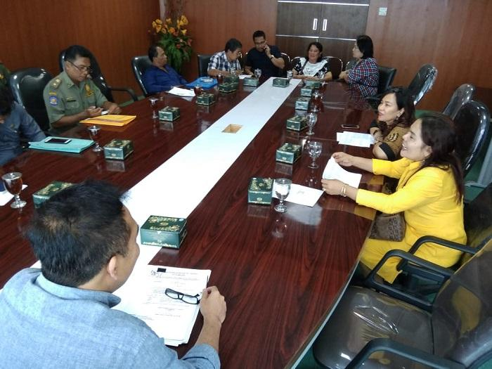 DPRD Rekomendasikan Pedagang Aksara Direlokasi ke Lahan Eks Aksara Plaza