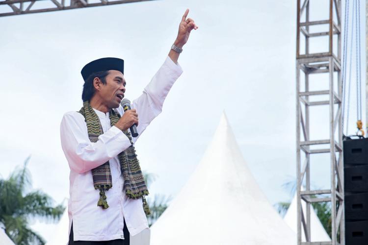 UAS Apresiasi Kebijakan Edy-Ijeck Soal Ibadah